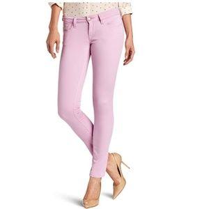 Mavi Jeans Co Pink Skinny Serena Pants 28/32